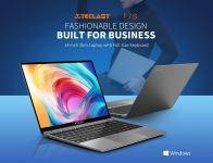 €220 with coupon for Teclast F7S 14.1 inch Intel N3350 8GB RAM 128GB eMMC 38Wh Battery 7mm Thickness 8mm Narrow Bezel Notebook from BANGGOOD