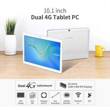 €87 with coupon for Teclast P10 4G Phablet from GEARBEST