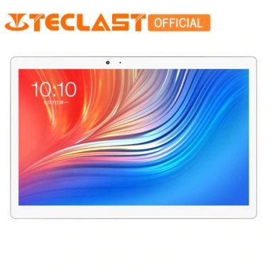 €137 with coupon for Teclast T20 Helio X27 Deca Core 4GB RAM 64G Dual 4G SIM Android 7.0 OS 10.1 Inch Tablet from BANGGOOD