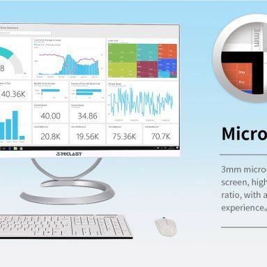 € 244 com cupom para Teclast T22 Air Computador All-in-one Desktop de 21.5 polegadas AIO MFP PC FHD Tela LED DOS Intel Celeron J3160 Quad Core 1.6 GHz 4 GB RAM 128 GB SSD HD Windows 10 do armazém da UE CZ BANGGOOD