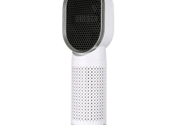 $45 with coupon for TenFifteen Desktop Air Purifier Allergen Filter  –  WHITE from GearBest