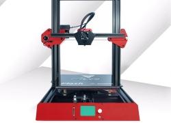 $ 399 s kupónom pre modely Tevo Flash Standard DIY sady 98% Prebuild 3D - BLACK 220V HOTBED / EU PLUG / S TMC 2100 + DUAL Z AXIS + BL TOUCH od GearBest