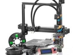 $289 with coupon for Tevo Tarantula 3D Printer DIY Kit  –  US PLUG  BLACK from GearBest
