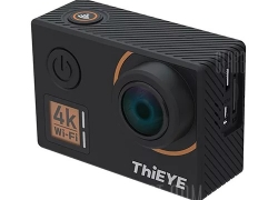 $91 with coupon for ThiEYE T5 Edge Native 4K WiFi Action Camera  –  BLACK EU warehouse from GearBest