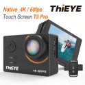 €73 with coupon for ThiEYE T5 Pro 4K Ultra HD Video Live Stream WiFi Stabilizer EIS Remote Control Waterproof Sport Action Camera from BANGGOOD