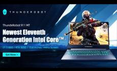 748 євро з купоном на ThundeRobot 911MT 15.6-дюймовий Intel i5-11260H NVIDIA RTX3050 8 ГБ DDR4 RAM 512 ГБ PCIe SSD 144 Гц Частота оновлення DLSS 2.0 Ігровий ноутбук з підсвічуванням для LOL GTA5 Genshin PUGA COD CS GO Battlefield V від BANGGOOD