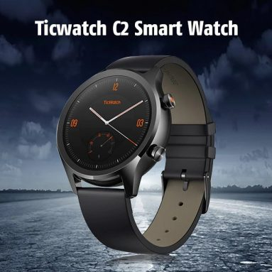 $159 with coupon for Ticwatch C2 Smartwatch from GEARVITA