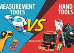 Measurement & Hand Tools Up to 44% OFF from DealExtreme