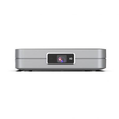 227 € s kupónom pre projektor DLP projektora Toumei K1 Pro 3000 lúmenov, podpora 1080P, 150 palcov, Wifi, bluetooth, Android 7.1, 2G + 32 GB, s projektorom pre domáce kino mimo osy od BANGGOOD
