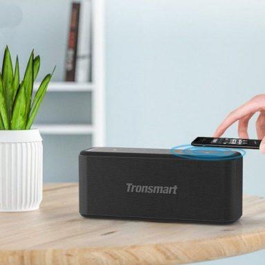 € Tronsmart Element Mega Pro 62W Bluetooth 60 Hoparlör için kuponlu € 5.0 SoundPulse IPX5 Voice Assistant NFC TWS EU GER deposundan eşleştirme GEEKBUYING
