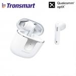 € 26 med kupon til Tronsmart Onyx Ace Bluetooth 5.0 TWS øretelefoner 4 mikrofoner Qualcomm QCC3020 Uafhængig brug aptX / AAC / SBC 24H Playtime Siri Google Assistant IPX5 EU ITALIEN WAREHOUSE fra GEEKBUYING