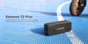 € 21 med kupong for Tronsmart T2 Plus 20W Bluetooth 5.0 høyttaler 24H Playtime NFC IPX7 vanntett lydbar med TWS, Siri, Micro SD fra EU GER-lager GEEKBUYING