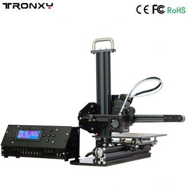 € 108 với phiếu giảm giá cho Máy in 1D trên máy tính để bàn Tronxy X3 - Kho hàng EU PLUG GUN METAL EU từ GearBest