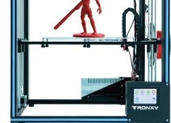 $ 299 với phiếu giảm giá cho Nhà máy Tronxy Giá máy tính để bàn Trang chủ Giáo dục Sử dụng X5SA Công nghiệp XYZ 3D Máy in từ GEARBEST