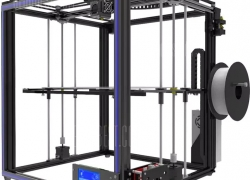 EARLY BIRD $259 with coupon for Tronxy X5S High-precision Metal Frame 3D Printer Kit  –  US PLUG  BLACK from GearBest