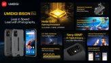 152 € s kuponom za UMIDIGI BISON Pro IP68 i IP69K Vodootporni NFC Helio G80 Android 11 5000mAh 4GB 128GB 6.3 inča FHD+ 48MP AI Trostruka kamera 4G Robusni pametni telefon iz BANGGOOD -a