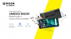 €128 with coupon for UMIDIGI BISON Global Bands IP68&IP69K Waterproof NFC Android 10 5000mAh 6GB 128GB Helio P60 6.3 inch FHD+ 48MP Quad Rear Camera 24MP Front Camera 4G Smartphone EU Version from BANGGOOD
