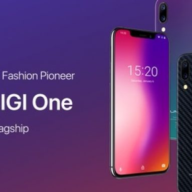 $139 with coupon for UMIDIGI One 5.9 Inch Global LTE Band 4GB RAM 32GB ROM Smartphone from BANGGOOD