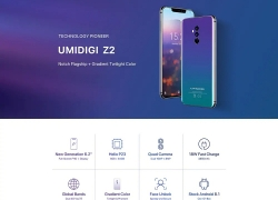 €182 with coupon for UMIDIGI Z2 4G Phablet 6GB + 64GB – BLACK from GearBest