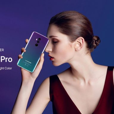 $299 with coupon for UMIDIGI Z2 PRO 4G Phablet – TWILIGHT from GearBest