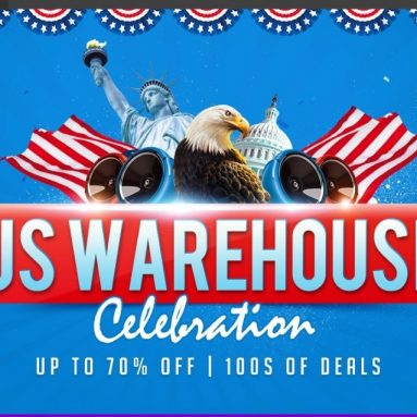 US Warehouse Massive Clearance – Best Brands from only $0.99 @ GearBest