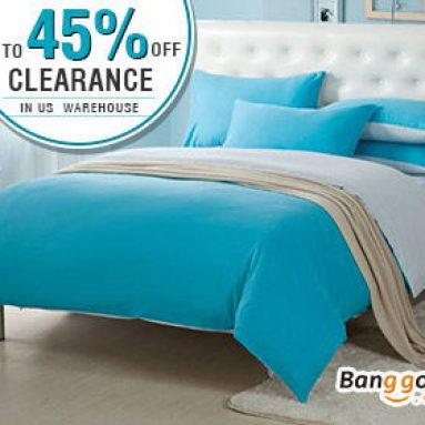 Uo a 45% OFF per prodotti tessili per la casa Spazio disponibile negli Stati Uniti! da BANGGOOD TECHNOLOGY CO., LIMITED