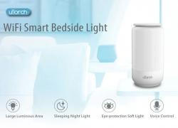 € 33 avec coupon pour UTORCH Lumière de chevet intelligente WiFi B01A avec APP / commande vocale / bouton de GEARBEST