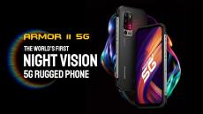 € Ulefone Armor 305 için kuponlu 11 5G IP68 IP69K Su Geçirmez 6.1 inç 8GB 256GB 48MP Penta Kamera NFC 5200mAh Kablosuz Şarj MTK Dimensity 800 BANGGOOD'dan Sağlam Akıllı Telefon
