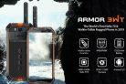 € 244 s kupónem pro Ulefone Armor 3WT 5.7 Inch Walkie Talkie NFC IP68 IP69K Vodotěsný 6GB 64GB 10300mAh Helio P70 Octa jádro 4G Smartphone - oranžová verze EU od BANGGOOD