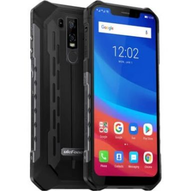 186 يورو مع كوبون لـ Ulefone Armor 6S NFC IP68 IP69K مقاوم للماء 6.2 بوصة 6GB 128GB 5000mAh Wireless Charge Helio P70 Octa core 4G Smartphone - Red EU Version من BANGGOOD