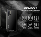 €348 with coupon for Ulefone Armor 7 IP68 IP69K Waterproof 6.3 inch 8GB 128GB 48MP Camera NFC Wireless Charge Helio P90 Octa Core 4G Smartphone EU ES Warehouse from BANGGOOD