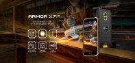 Ulefone Armor X75 Pro 7 인치 NFC IP5.0 IP68K에 대한 쿠폰 포함 € 69 방수 Android 10 4GB RAM 32GB ROM MT6761 쿼드 코어 4G 스마트 폰 – BANGGOOD의 검은 색 EU 버전