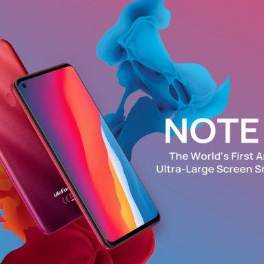 € 116 Ulefone नोट के लिए कूपन के साथ 11P 6.55 इंच 8GB रैम 128GB ROM 48MP क्वाड कैमरा Android 11 4400mAh Helio P60 ऑक्टा कोर 4G स्मार्टफोन BANGGOOD