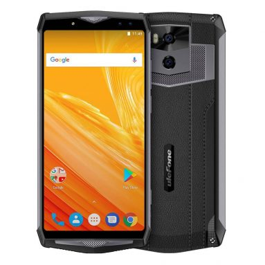 € 180 مع قسيمة ل Ulefone Power 5 4G Phablet من GearBest