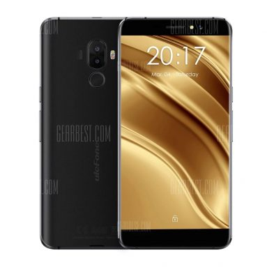 $79 with coupon for Ulefone S8 Pro 4G Smartphone  –  BLACK from GearBest