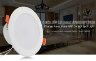 $17 with coupon for Utorch 4 inch 10W LED Smart Downlight Color Change Alexa Voice APP Control Spot Light from GEARBEST