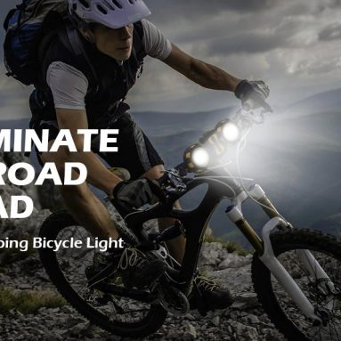 €12 with coupon for Utorch Multi-purpose Bicycle Camping Light from GEARBEST