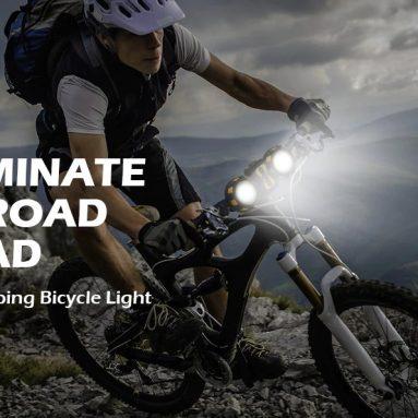 € 12 với phiếu giảm giá cho Đèn cắm trại xe đạp đa năng Utorch từ GEARBEST