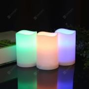 $6 with coupon for Utorch Remote Control Candle LED Light 3pcs from GearBest