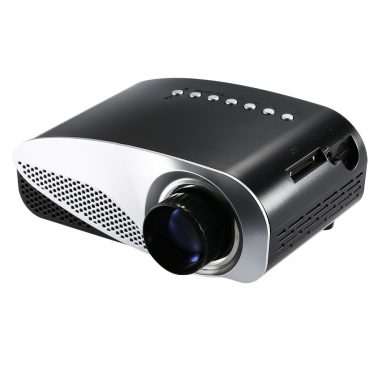 Free Shipping 21% OFF Mini LED Projector Portable Home Theater from TOMTOP Technology Co., Ltd