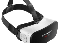 46% OFF + Extra €30 OFF Coupon Arealer VR SKY All-in-one 3D Glasses w/ Free Shipping from TOMTOP Technology Co., Ltd