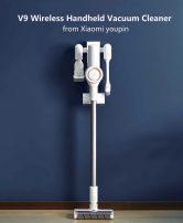 $ 189 với phiếu giảm giá cho Máy hút bụi cầm tay không dây V9 của Xiaomi youpin từ GEARBEST