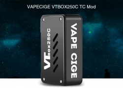 $99 with coupon for VAPECIGE VTBOX250C TC Mod EU warehouse from GearBest