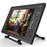 €399 with coupon for VEIKK VK2150 21.5-inch Drawing Board Digital Screen Pressure Level 8192 Levels – Black EU Plug from GearBest