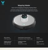 € 334 के लिए कूपन के साथ XIAOMI VIOMI V2 प्रो रोबोट वैक्यूम क्लीनर 2 इन 1 स्वीपिंग मोपिंग - प्राकृतिक काले यूरोपीय संघ से जर्मनी