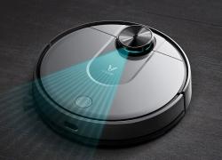 € 299 dengan kupon untuk VIOMI V2 Cerdas Robot Vacuum Cleaner 2150Pa Suction Intelligent Route Plan Sapu dan Pel Xiaomi Mijia APP Kontrol dari BANGGOOD