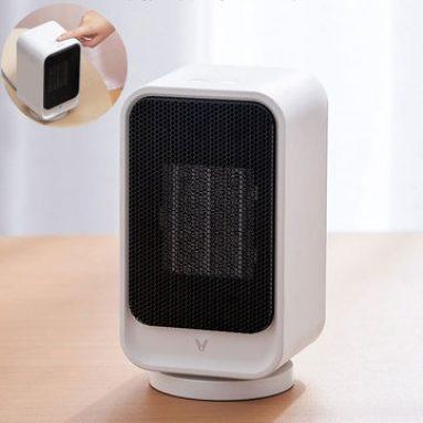 VIOMI VXNF30 02Wのクーポン付き$ 800デスクトップ60°BANGGOODのXiaomiエコロジカルチェーンの冷温機能付き広角ヒーター