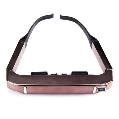 €133 with coupon for VISION-800 3D Glasses Video Android 4.4 MTK6582 1G/2G 5MP AC WIFI BT4.0 2060P MIC from BANGGOOD
