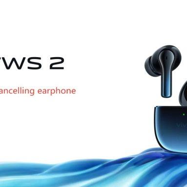€50 VIVO TWS 2E ब्लूटूथ 5.2 के लिए कूपन के साथ ईरफ़ोन डीपएक्स 2.0 स्टीरियो गेम बैंगगूड से कम विलंबता शोर रद्दीकरण माइक हेडफ़ोन ईयरबड्स