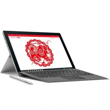 €621 with coupon for VOYO VBook i7 Plus Tablet Intel Core i7-7500U Dual Core from Geekbuying